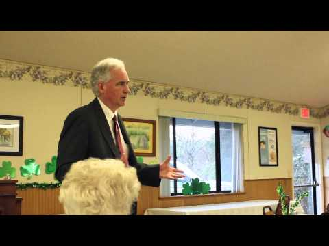 Congressman Tom McClintock on Fracking