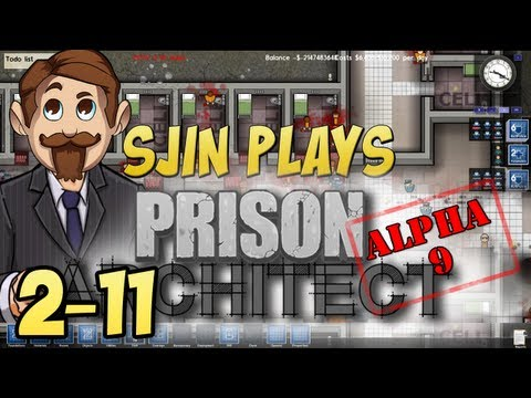 Prison Architect Alpha #9 - 2 - 11: Duncan's Family