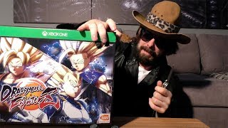 DROSS HACE UN UNBOXING: Dragon Ball Fighter Z
