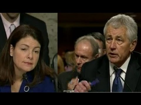 Kelly Ayotte Questions Chuck Hagel at the Senate Confirmation Hearing - January 31, 2013