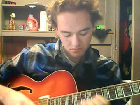 50 Jazz Blues Licks - #21 Oscar Peterson - Guitar Lesson -Nick Triantos Cover