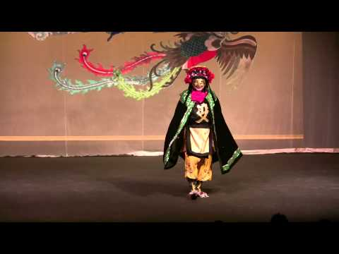 The Qi Shu Fang Peking Opera Company Residency - Cu Boulder, Fall 2013 video
