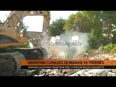 Ndërtimi i Unazës së Madhe të Tiranës - Top Channel Albania - News - Lajme