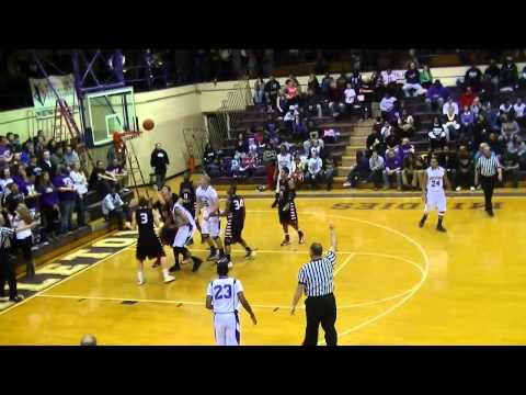 Purdue commitment Vince Edwards vs. Lakota West
