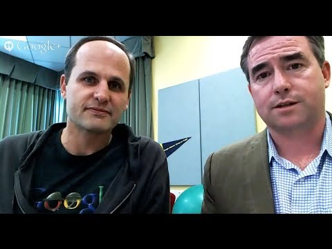 Laszlo Bock and Kyle Keogh (Google)