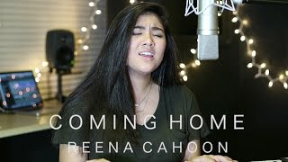 download lagu Coming Home By Skylar Grey  Reena Cahoon Cover gratis