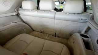 2005 Cadillac SRX Disappearing Third Row MAGIC seat at Trend Motors Used Car Center in Rockaway, NJ