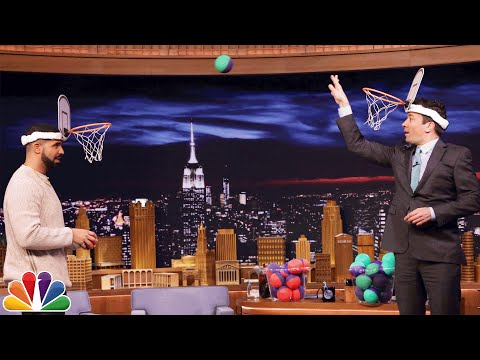 Faceketball with Drake