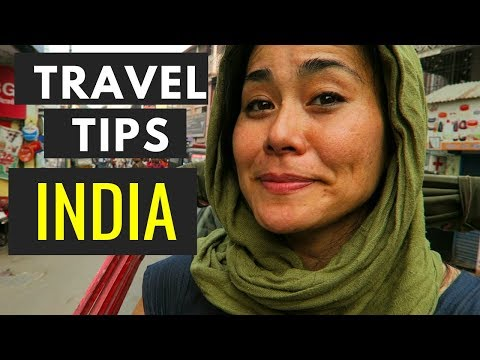 TOP 5 TRAVEL TIPS FOR INDIA | TRIP PLANNING ESSENTIALS