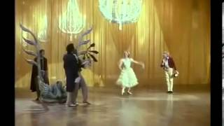 Moira Shearer - 'The Tale of Olympia' Variation