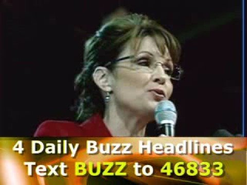 Buzz: Palin To Appear on SNL!