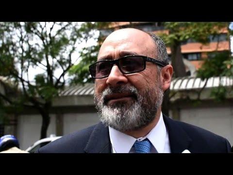 Disgraced Guatemala ex-president Perez blames US