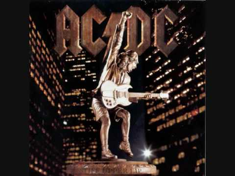 AC/DC - Cant Stop Rock And Roll