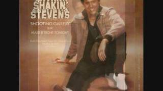 Watch Shakin Stevens Shooting Gallery video