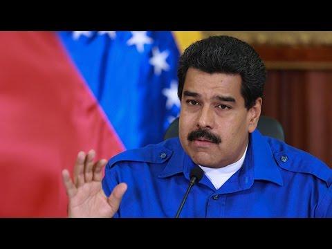 "Maduro: ""EE.UU. usa el 'fracking' para golpear a Rusia"""