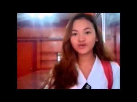 Advertising presentation of University of Manila.
