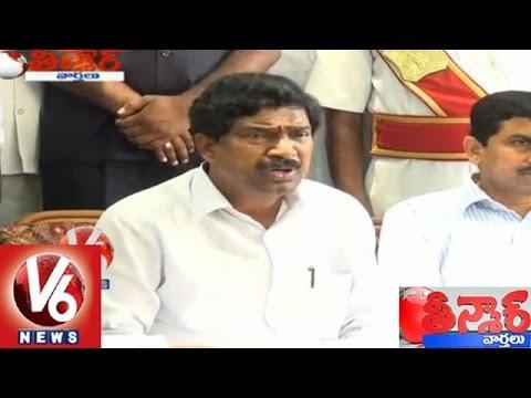 T Deputy CM Rajaiah new project to protect Warangal people - Teenmaar News