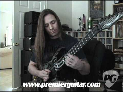 Shred Guitar Roundtable - Rusty Cooley Example 4