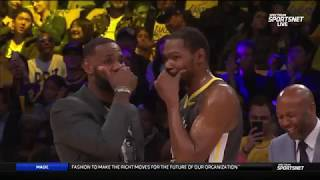 Los Angeles Lakers 2018-'19 Year in Review feature on KTLA 5 Sports