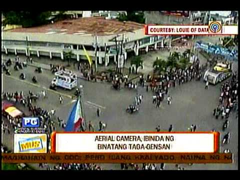 magandang umaga south central mindanao 2012 (FEATURED SUAV DRONE-Tuna Festival 2012)