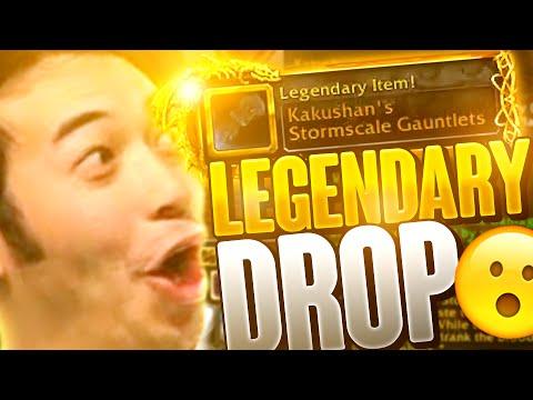Legion Legendary Drop!