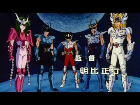 Saint Seiya - Op 3 Poseidon - Soldier Dream