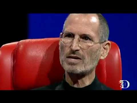 Steve Jobs On Google And Android D8 Interview.flv