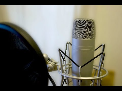 How to use a compressor in voice recording