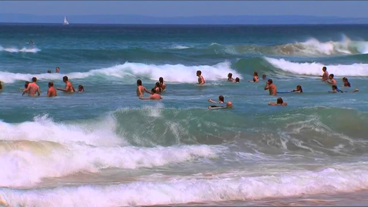 Rip Current Awareness video Rip Current Rescue