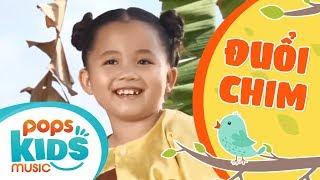 Đuổi Chim - Nhật Lan Vy | Nhạc Thiếu Nhi Hay Cho Bé