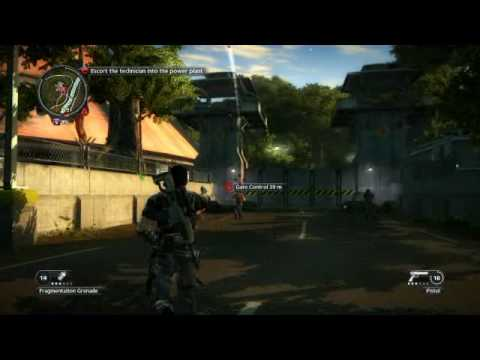 Just Cause 2 cibai
