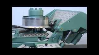 ROUNDO Flanging machine - SF2 With Punching Unit