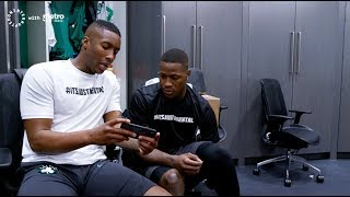 Terry Rozier's Ready to Train 24/7 | One Call Away