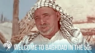 Welcome to Baghdad: How Iraq Used to Be