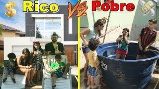 RICO VS POBRE NO VERÃO - EDUARDA FERRÃO