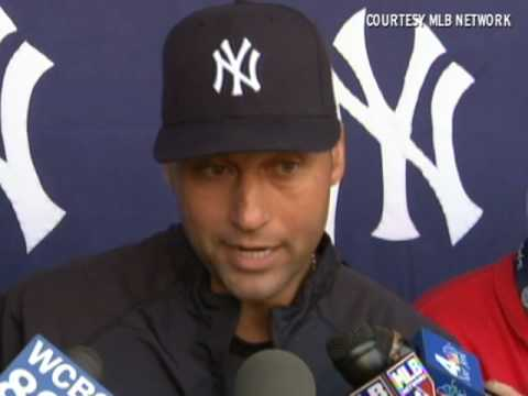 Derek Jeter on A-Rod Video