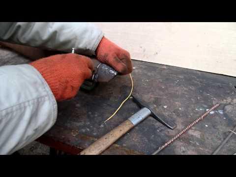 Как сделать электроды своими руками для сварки чугуна