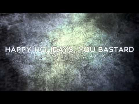 Blink 182 - Happy Holidays, you B*stard