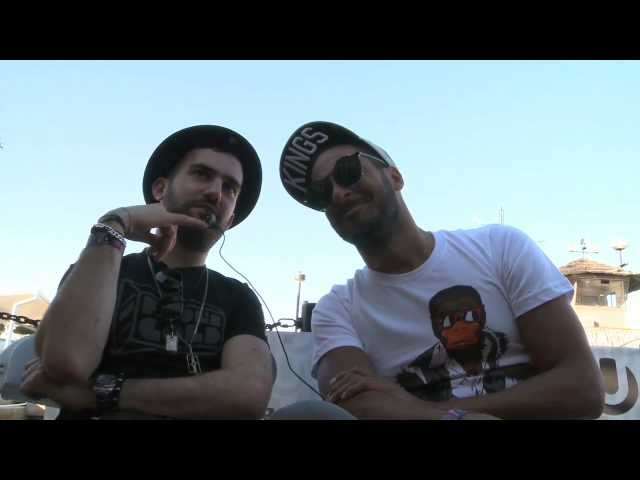 Governors Ball - Duck Sauce Interview