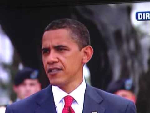 D Day:  Discours de Barack Obama 1