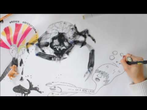 Bartlett School of Architecture, Year 1, Brook Lin – Drawing film, UCL