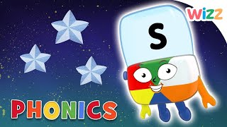Phonics - Using Plurals | Alphablocks | Wizz | Cartoons for Kids