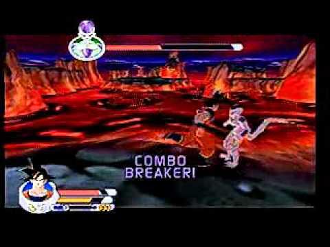 Dragon Ball z Frieza Saga Let's Play Dragon Ball z Sagas