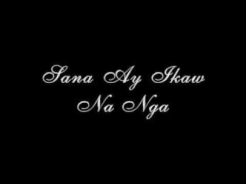 OPM Classic Hits in Violin Sana Ay Ikaw Na Nga