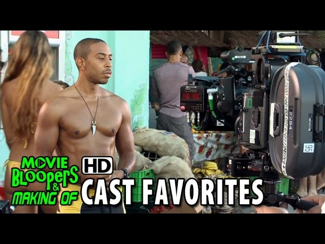 "Furious 7 (2015) Cast Favorites - Chris ""Ludacris"" Bridges: Favorite Scene"