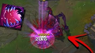 ONESHOTS with ULT! FULL AP CHO'GATH! [ INSANE DAMAGE ]