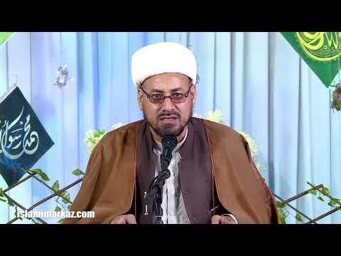 Qari Jawad Bahunar Jashn-e-Milad un Nabi SAWW 1441 2019