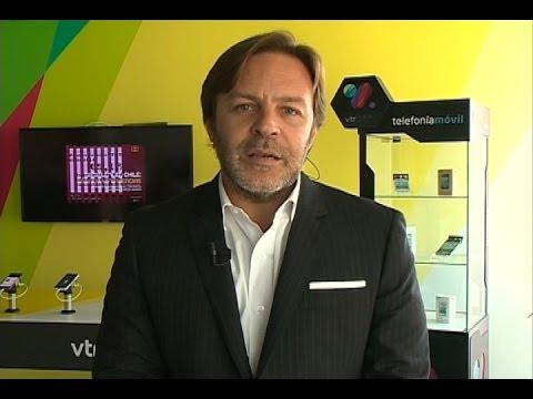 Vicepresidente de contenidos de VTR comentó estudio sobre redes sociales y televisión