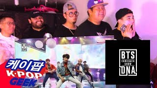 BTS (방탄소년단) COMEBACK SHOW DNA & MIC DROP STAGE REACTION #FANBOYS