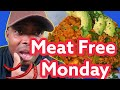 MEAT FREE MONDAY \HOW TO MAKE CAULIFLOWER RICE \ Chef Ricardo Cooking #JamaicanChef